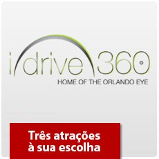 i-Drive 360 - 3 atrações
