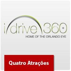 i-Drive 360 - 4 atrações