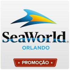 SeaWorld Orlando - Visitas Ilimitadas - Acima de 3 anos (Ingresso Voucher Promocional)